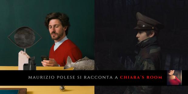 Maurizio Polese si racconta a Chiara's room