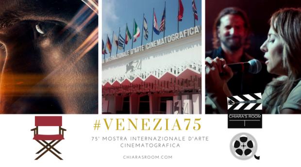 Venezia 2018, si alza il sipario sul Festival del Cinema