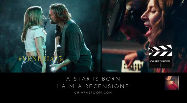 A Star is born, la recensione del film di Bradley Cooper