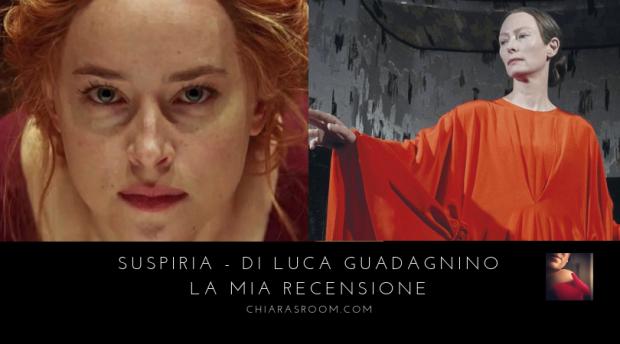 Venezia 75: Suspiria, la mia recensione del film di Luca Guadagnino