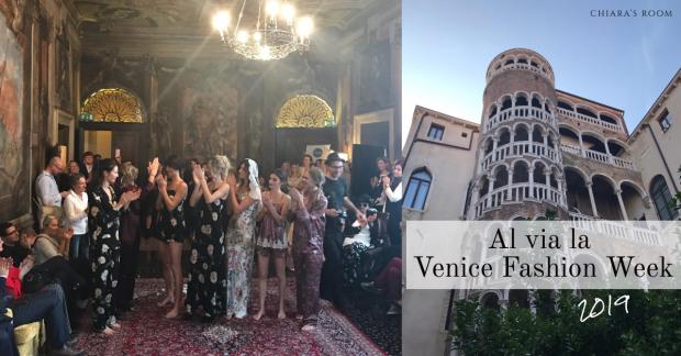 Al via la Venice Fashion Week